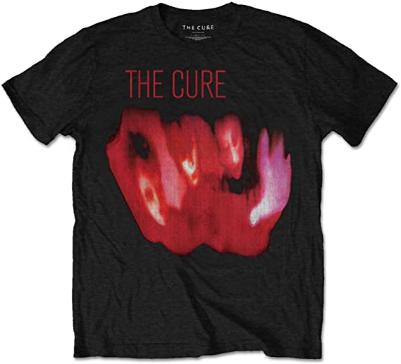 Cure Pornography Black Shirt