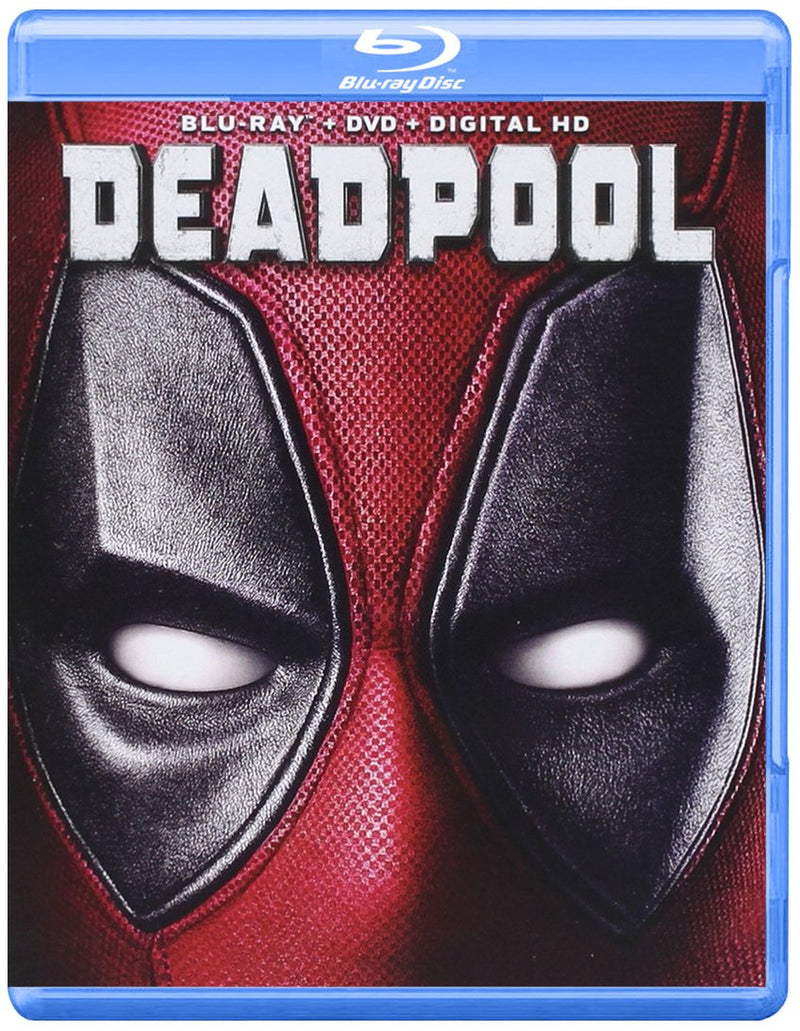 Used Blu Ray - Deadpool