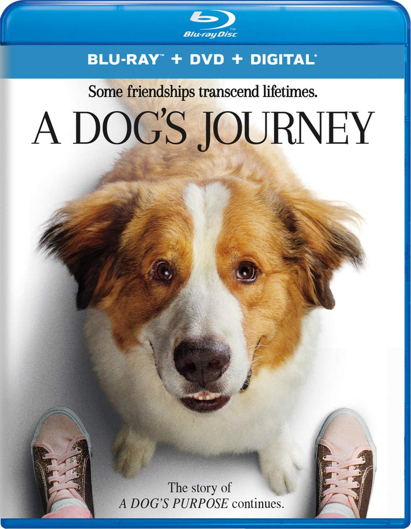 Used Blu-Ray - A Dogs Journey