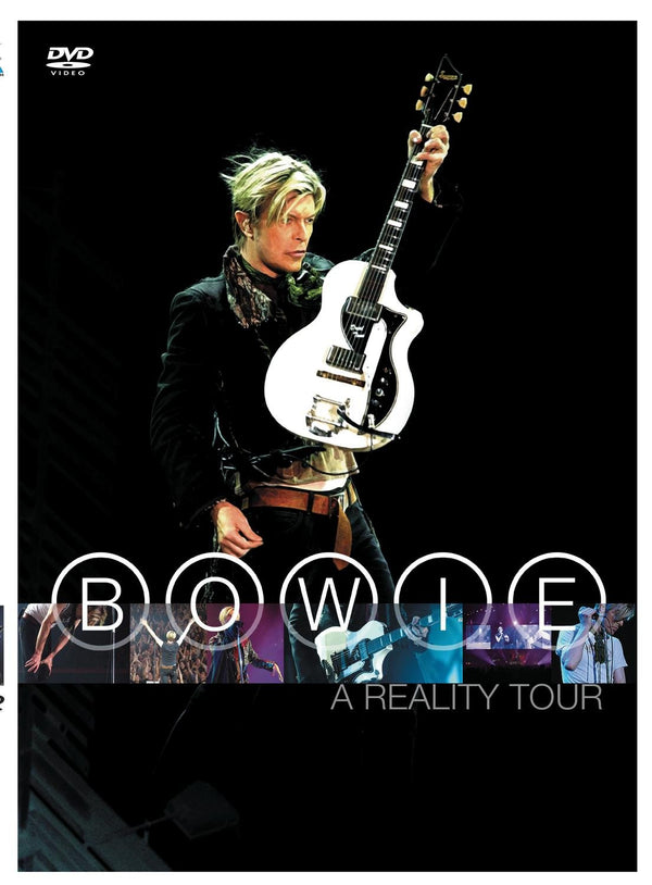 Used DVD - Bowie*David 2003: A Reality Tour