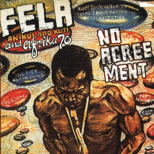 Fela Kuti - No Agreement (Poster) (New Vinyl)