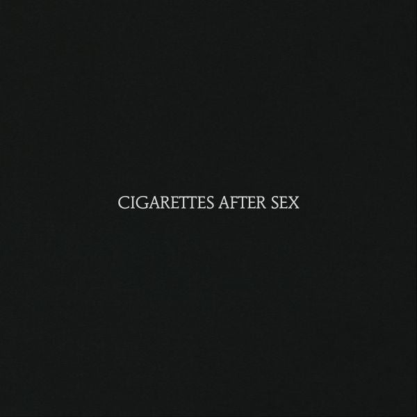 Cigarettes After Sex - Cigarettes After Sex (NEW CD)