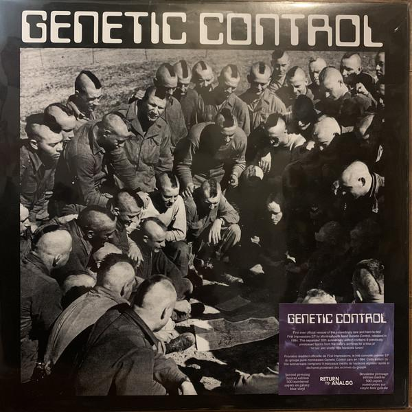 Genetic Control - First Impressions (New Vinyl)