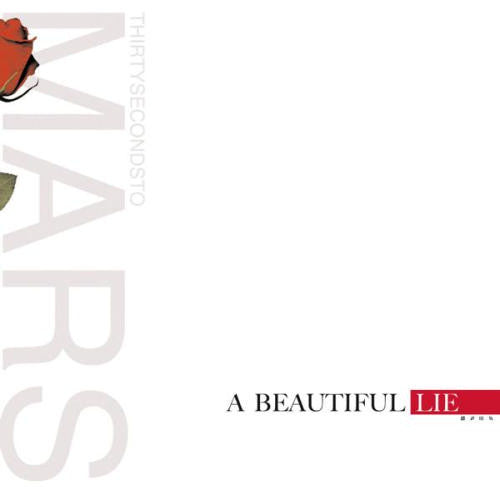 Used CD - 30 Seconds To Mars - A Beautiful Lie