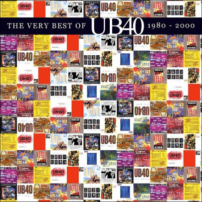Used CD - Ub 40 - 1980-2000: Very Best Of (W/1 P