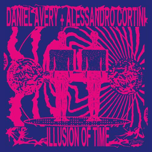 Daniel And Alessandro Avery - Illusion Of Time (New Vinyl)