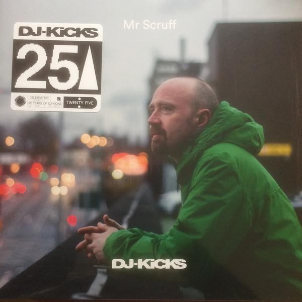 Mr. Scruff - Mr Scruff Dj Kicks (New Vinyl)