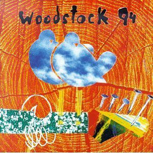 Used CD - Various ‎– Woodstock 94