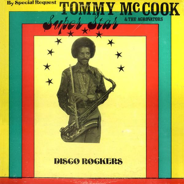 Tommy McCook & The Aggrovators - Super Star - Disco Rockers (New Vinyl)
