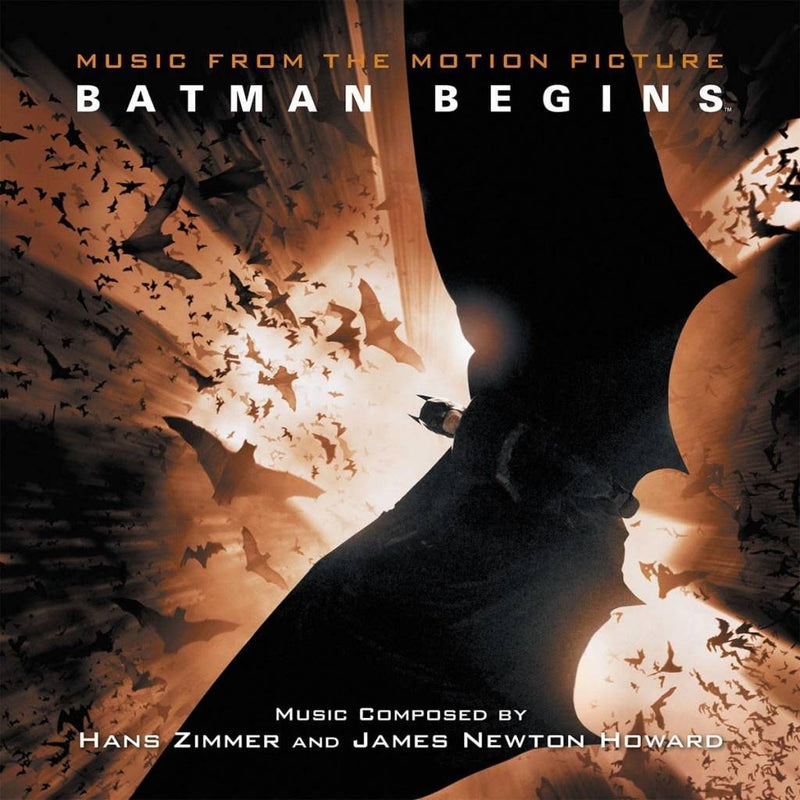 Various - Batman Begins (2lp) [Hans Zimm (New Vinyl)