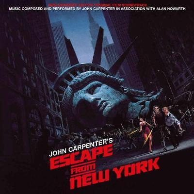 John Carpenter - Escape From New York (New Vinyl)