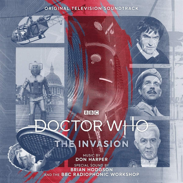 Don Harper - Doctor Who: The Invasion (New Vinyl)