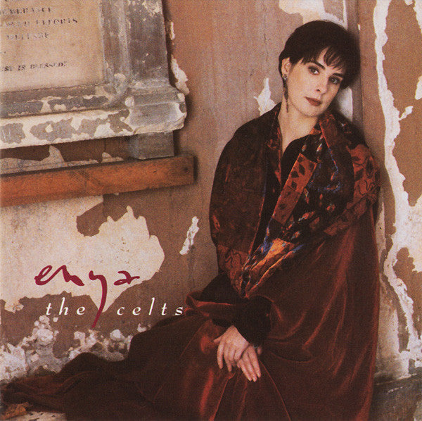 Used CD - Enya ‎– The Celts