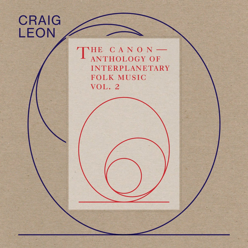 Craig Leon - V2 Anthology Of Interplanetary (New Vinyl)
