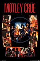 "Motley Crew - Shout at the Devil (POSTER) 24"" x 36"""