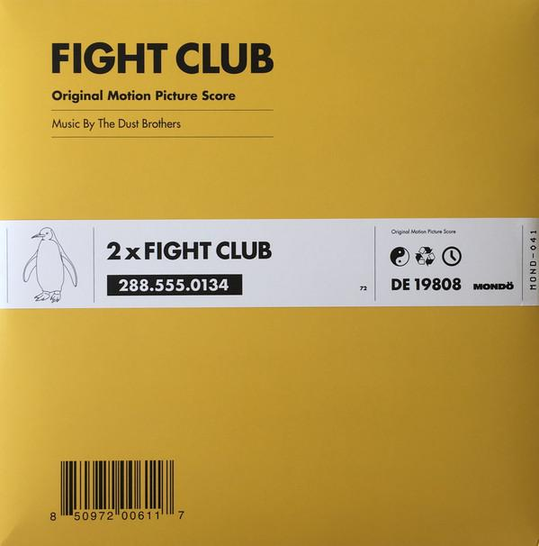 Ost - Fight Club (Dust Brothers) (New Vinyl)