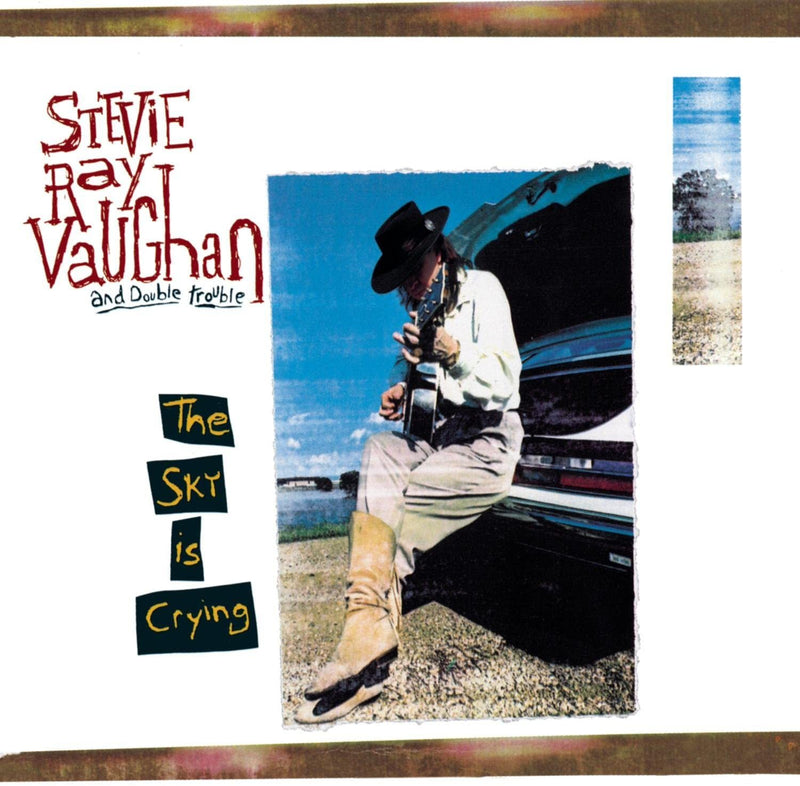 Stevie Ray Vaughan - Sky Is Crying (New Vinyl)