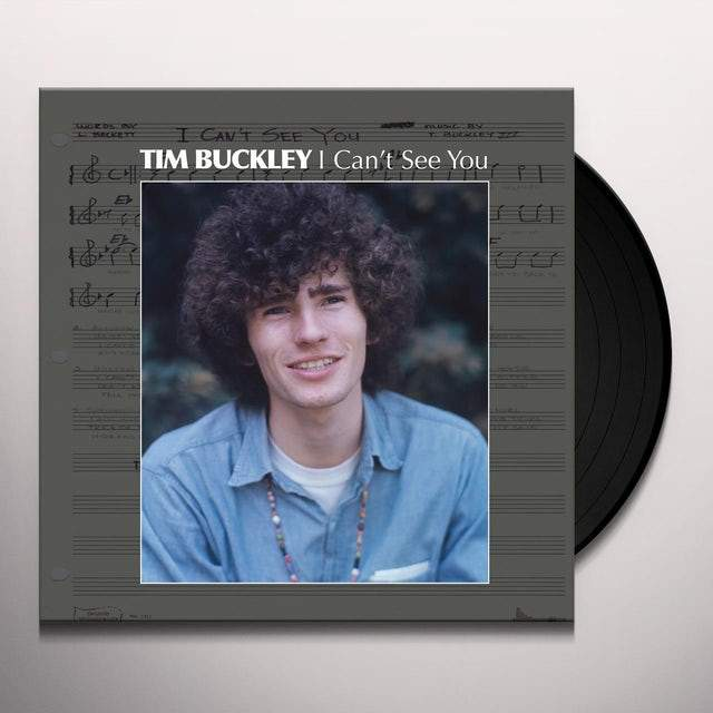 Tim Buckley - I Cant See You (New Vinyl)
