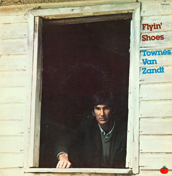 Townes Van Zandt - Flyin Shoes (New Vinyl)