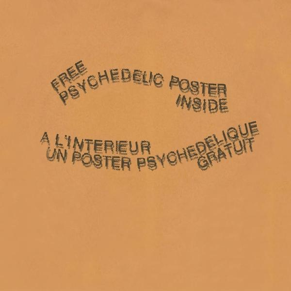 Intersystems - Free Psychedelic Poster Inside (New Vinyl)