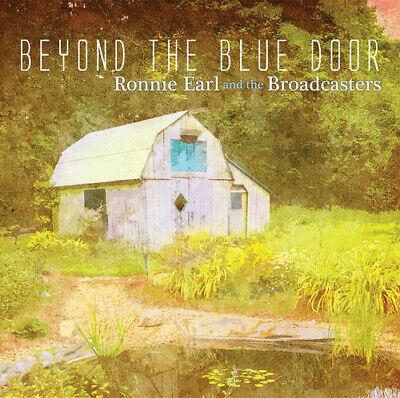 Ronnie Earl And The Broadcasters - Beyond The Blue Door (New Vinyl)