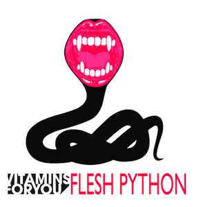 "Vitaminsforyou - Flesh Python 12"" (New Vinyl)"