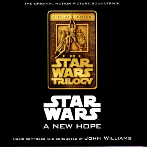 Used CD - John Williams - Star Wars A New Hope