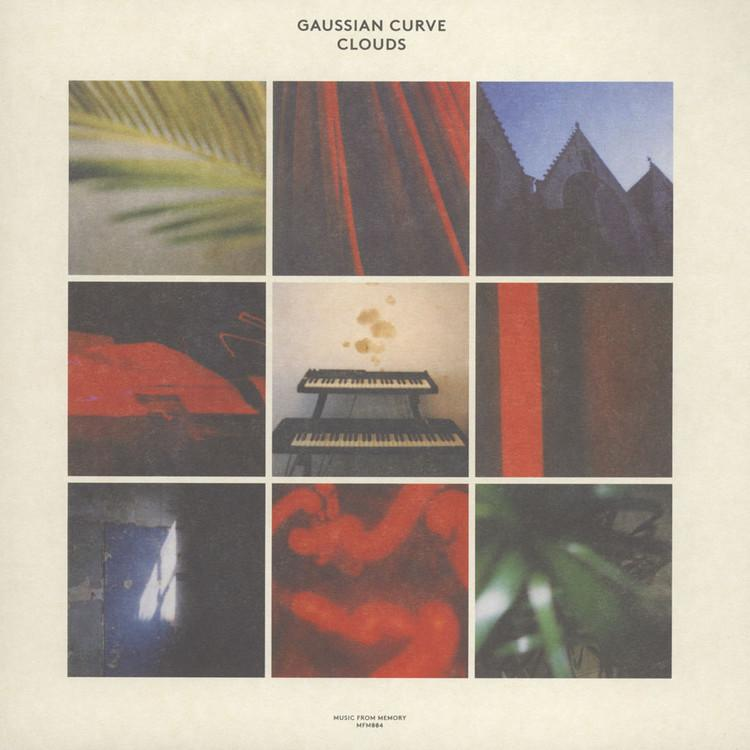 Gaussian Curve  - Clouds (New Vinyl)