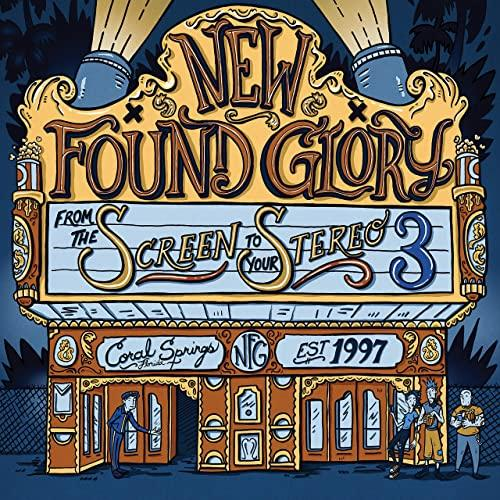 New Found Glory - From The Screen To Your Stereo (New Vinyl)