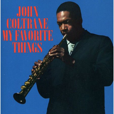 Used CD - John Coltrane - My Favorite Things
