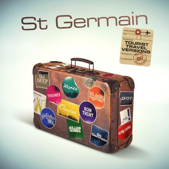 St Germain - Tourist (20th Anniversary Travel Versions) (New Vinyl)