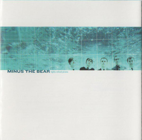 Minus The Bear - Highly Refined Pirates (Rm) (W (New Vinyl)