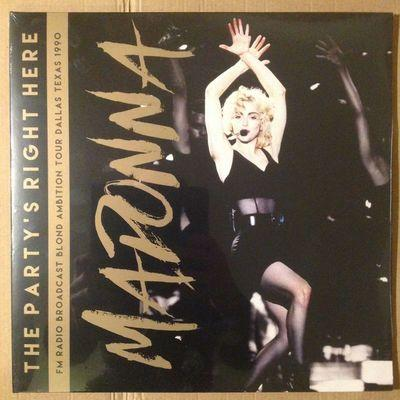Madonna - Partys Right Here (New Vinyl)