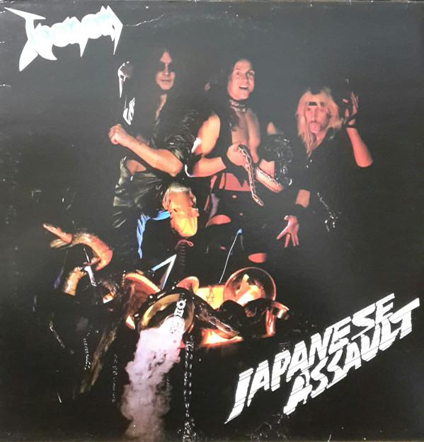 Venom - Japanese Assault (New Vinyl)