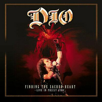 Dio - Sacred Heart - Live In Philly (New Vinyl)