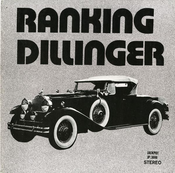 Ranking Dillinger - None Stop Disco Style (New Vinyl)