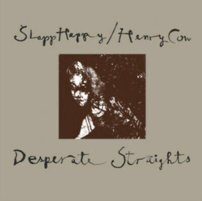 Slapp Happy/Henry Cow - Desperate Straights (New Vinyl)