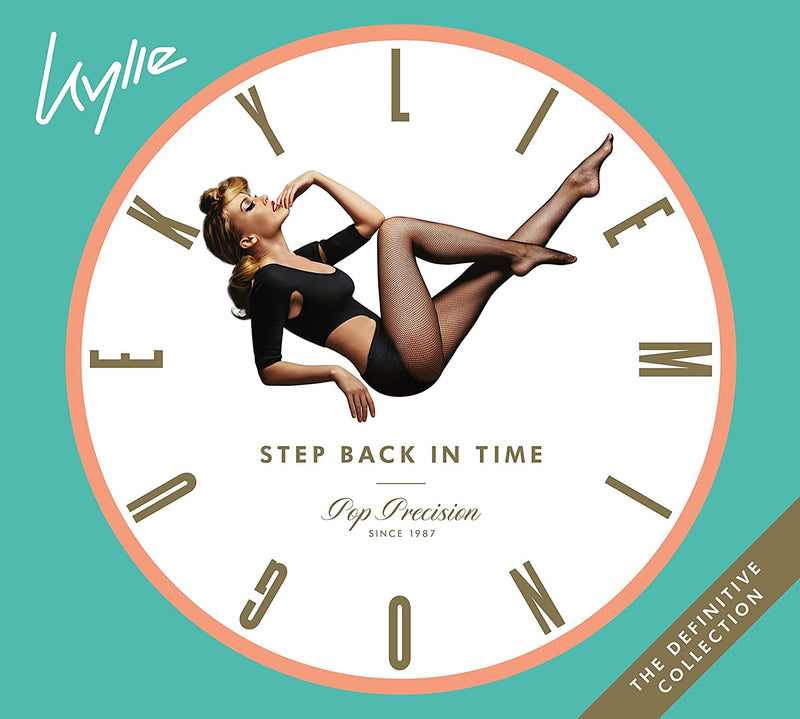Kylie Minogue - Step Back In Time: Definitive Collection (3CD) (NEW CD)