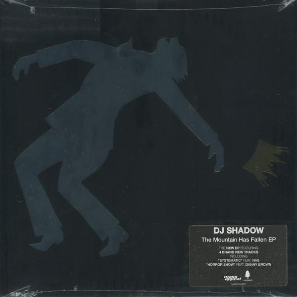 Dj Shadow - Mountain Has Fallen Ep (New Vinyl)
