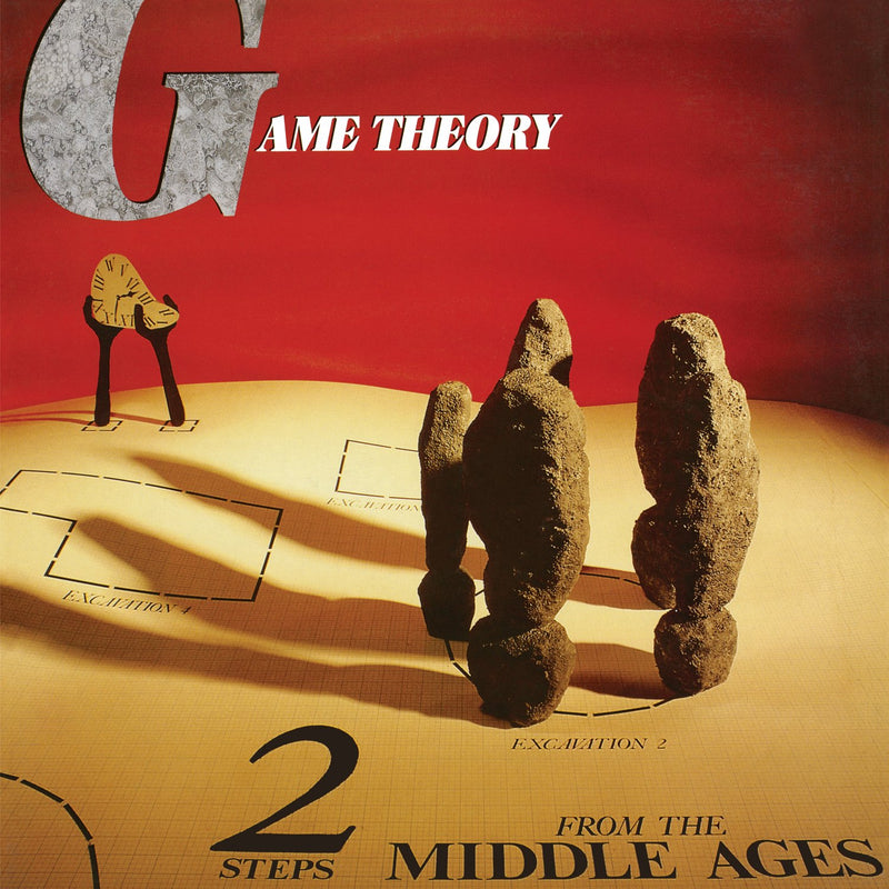 Game Theory - 2 Steps From The Middle Ages (New Vinyl)