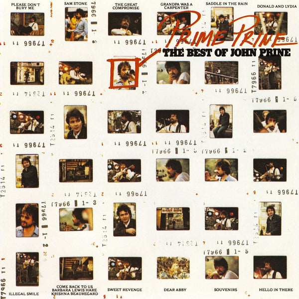 John Prine - Prime Prine: The Best Of John Prine (180g Vinyl) (New Vinyl)