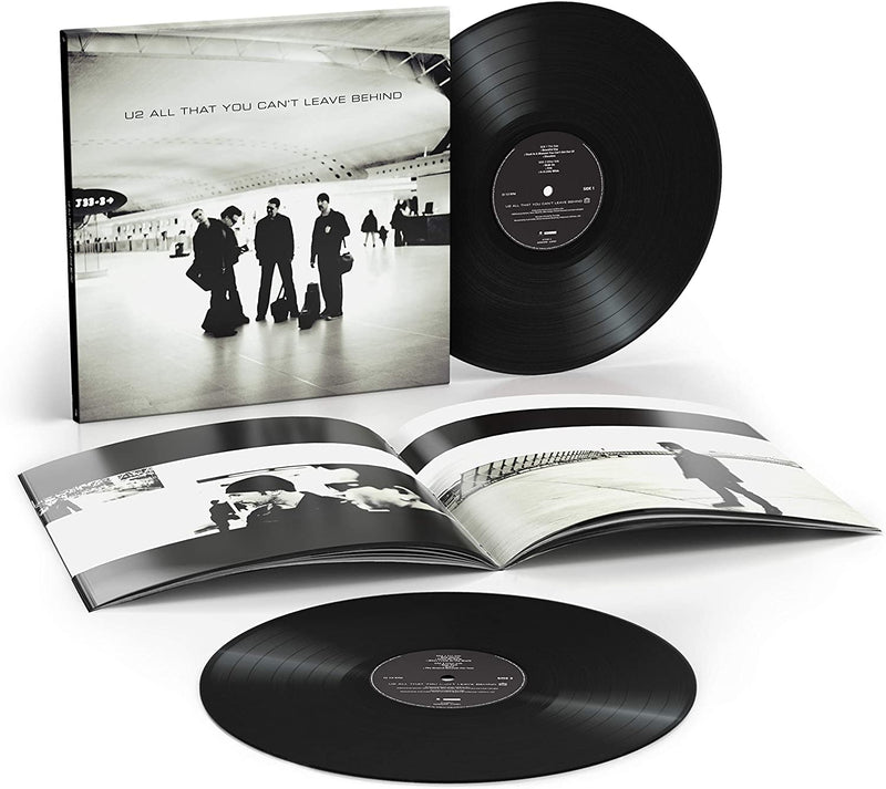 U2 - All That You Can't Leave Behind (20th Anniversary) (2LP) (New Vinyl)