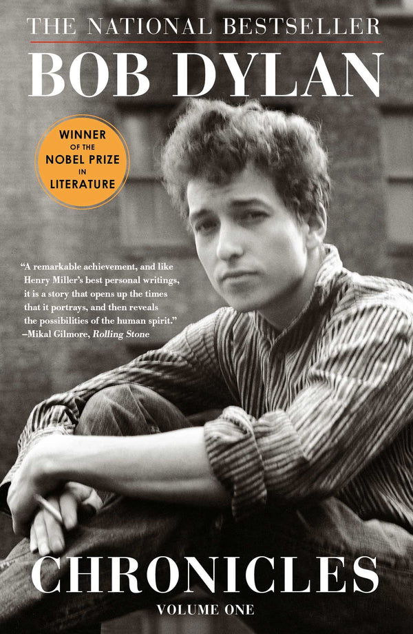 Bob Dylan - Chronicles Volume One (New Book)