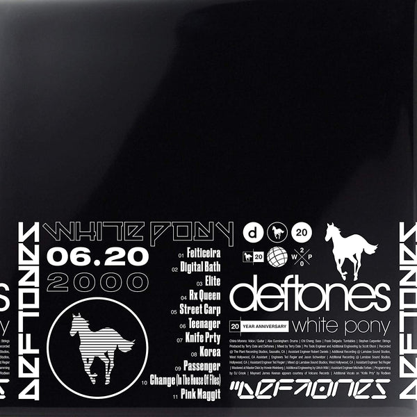Deftones - White Pony 20th Anniversary Edition: Indie Exclusive Limited Edition (New Vinyl)