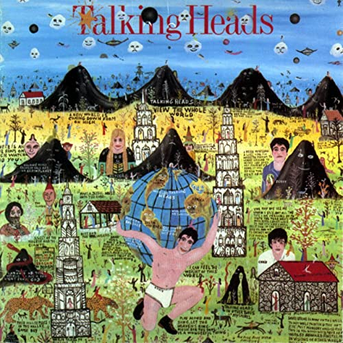 Used CD - Talking Heads - Little Creatures