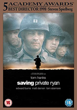 Used DVD - Saving Private Ryan