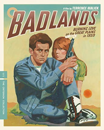 Used Blu-Ray - Badlands (1973)