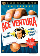 Used DVD - Ace Ventura Pet Detective / When Nature Calls / Animated Series