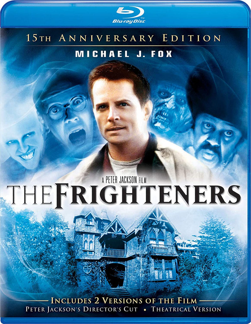 Used Blu-Ray - The Frighteners (1996)