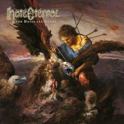 Hate Eternal - Upon Desolate Sands (Ltd/Clear (New Vinyl)